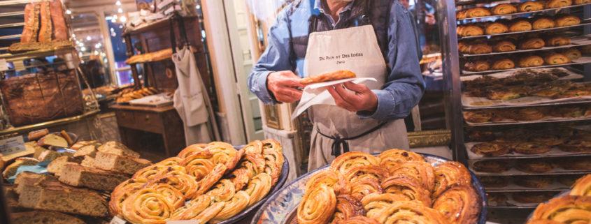 stemning fra bager